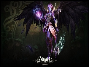 Magia, Aion The Tower Of Eternity, Kobieta