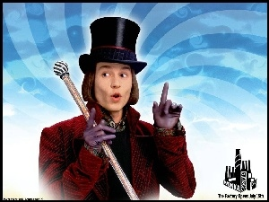 Charlie And The Chocolate Factory, Johnny Depp, marynarka