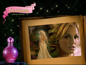 Britney Spears, Reklama, Perfumy