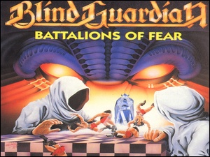 Blind Guardian, oczy