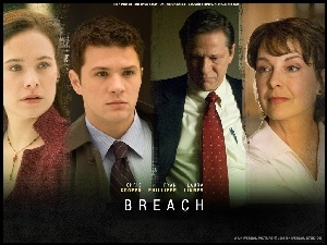 Caroline Dhavernas, Breach, Chris Cooper, Ryan Phillippe, Laura Linney