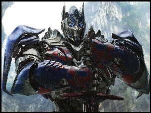 Transformers 4, 2014, Wiek Zagłady, Optimus Prime
