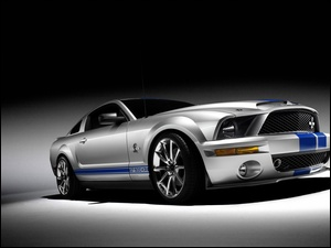 Shelby, Ford Mustang, GT500