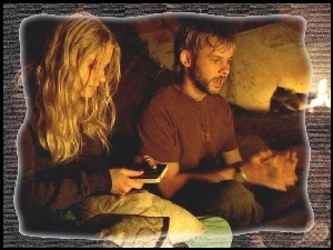 Filmy Lost, notes, Dominic Monaghan, Emilie Ravin