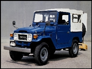 Toyota, Land Cruiser