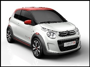 Concept Car, Citroen C1, Swiss Me