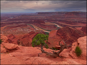 Kanion, Park stanowy Dead Horse Point