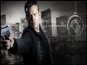 Film, Matt Damon, Jason Bourne, Aktor