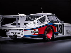 1978, Rajdowy, Porsche 935/78 Coupe Moby Dick