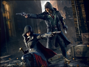 Evie Frye, Assassin's Creed: Syndicate, Jacob Frye