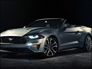 Ford Mustang Convertible, 2018