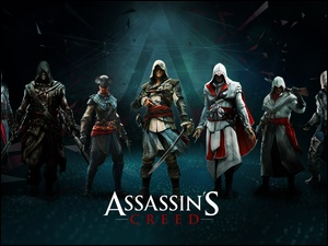 Bohaterowie, Assassins creed