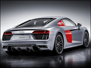 Audi R8 Coupe V10 Sport Edition, 2017