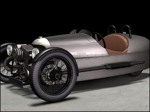 Morgan Threewheeler Roadster, 2012