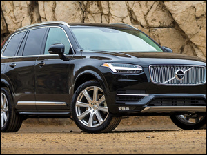 Volvo XC90 T8 Excellence Edition, 2016