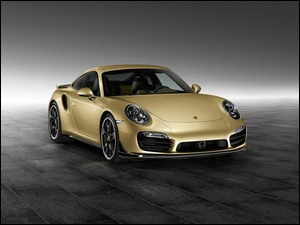 2014, Porsche 911 Turbo Lime Gold, 991