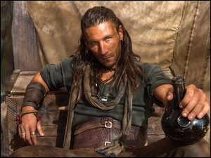 Kapitan Charles Vane, Serial, Piraci, Black Sails, Zach McGowan