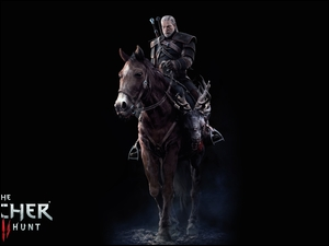 Gra, Koń, Wiedźmin 3: Dziki Gon, The Witcher 3 Wild Hunt
