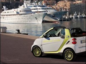 Statki, Smart Fortwo Electric Drive, 2011