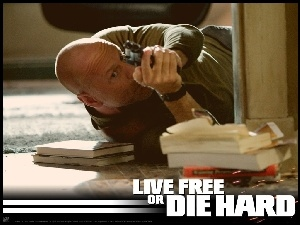Live Free Or Die Hard, Bruce Willis