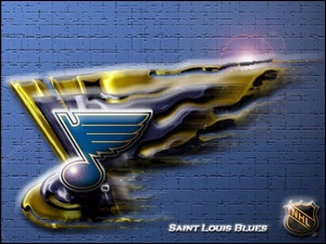 Logo, Saint Louis Blues, Drużyny, NHL