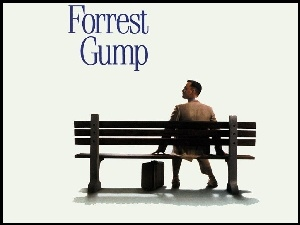 ławka, Forrest Gump, Tom Hanks