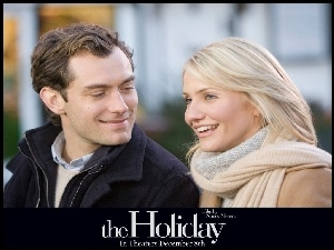 Jude Law, Holiday, Cameron Diaz