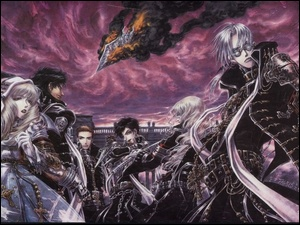 Trinity Blood, Anime