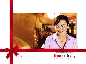 święta, Love Actually, Martine McCutcheon