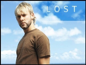 chmury, Filmy Lost, Dominic Monaghan