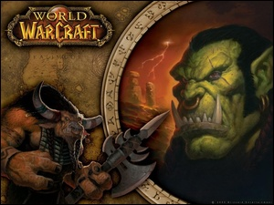 World Of Warcraft, postać, fantasy