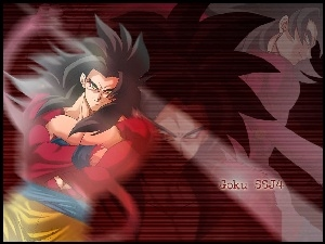 Goku SSJ4