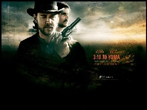 rewolwer, 3 10 To Yuma, Russell Crowe