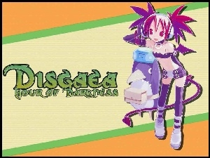 Disgaea, Hour Of Darkness