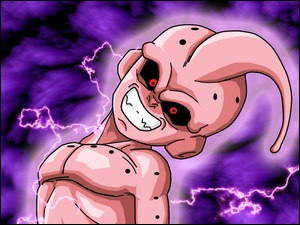 Dragon Ball Z, M�ody, Buu Buu