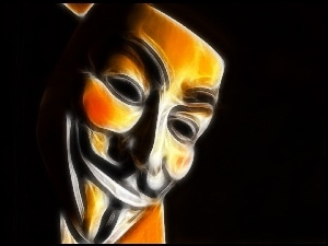 V for Vendetta, Maska