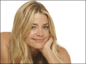 Denise Richards, słodka, blondynka