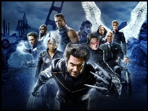 Mutanci, Film, X-men