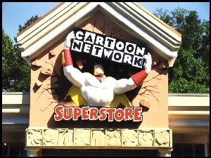 Cartoon Network, Superstore