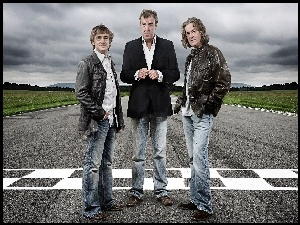 James May, Top Gear, Richard Hammond, Prowadzący, Jeremy Clarkson