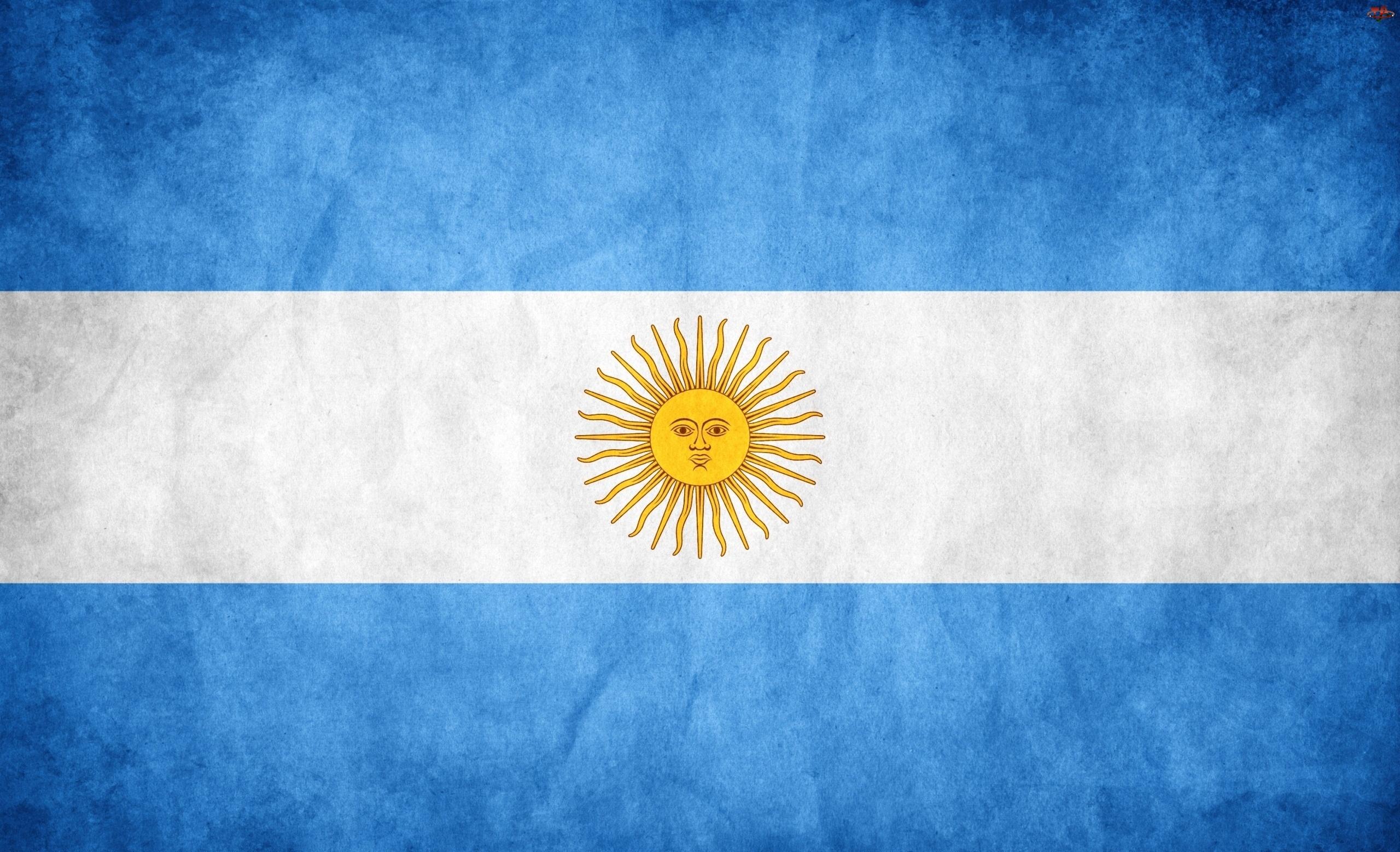 Argentyna, Flaga, Państwa