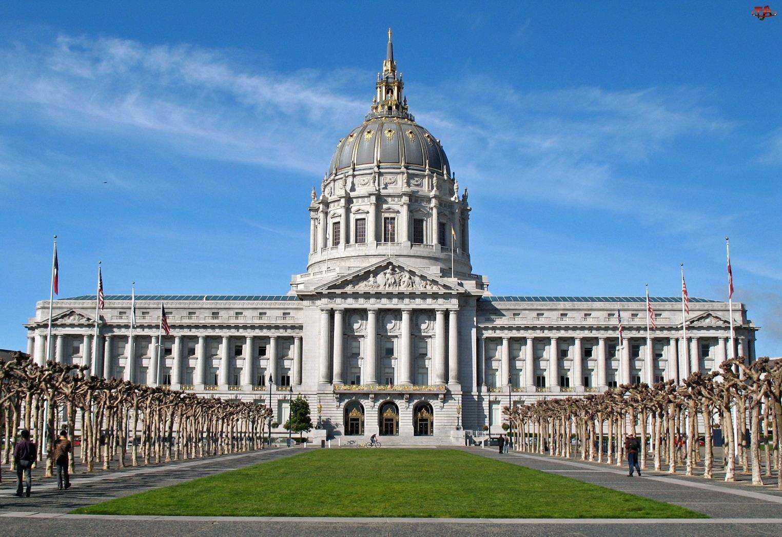 San Francisco, Ratusz