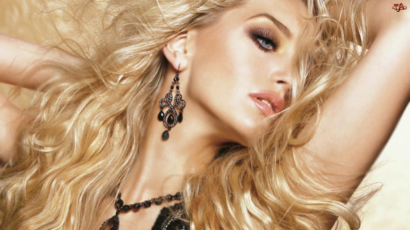 Biżuteria, Seksowna, Blondynka