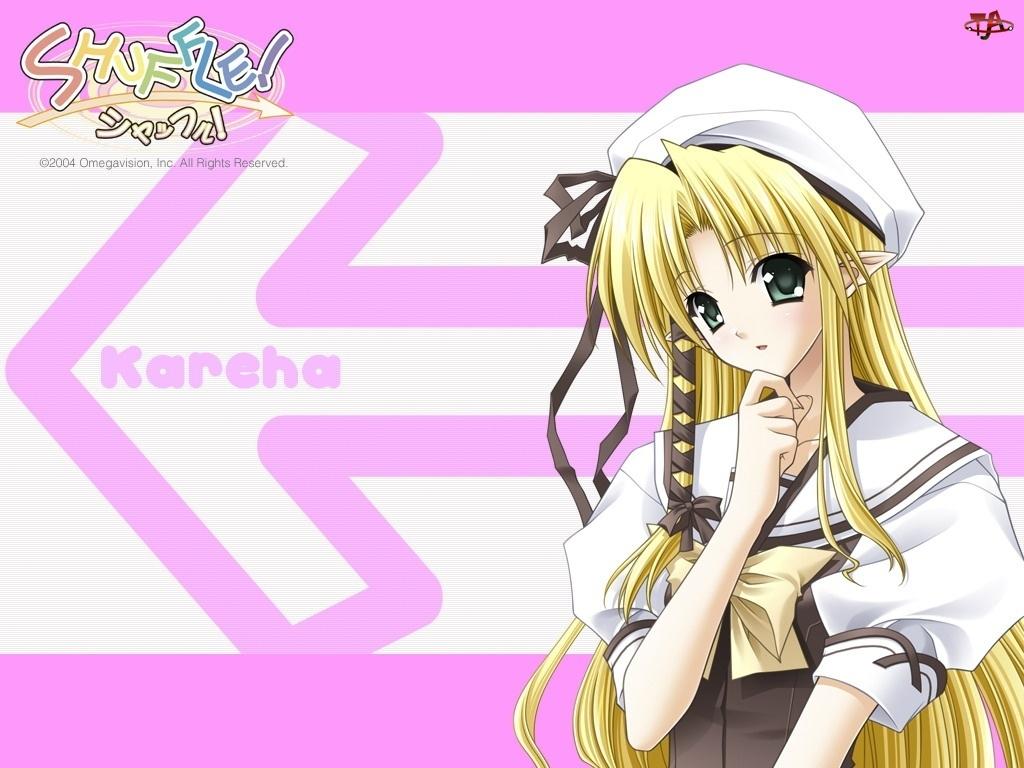 Shuffle!: Kareha - Photos