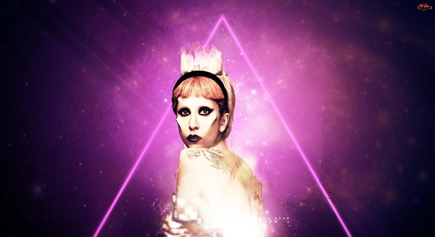 Piosenkarka, Lady Gaga
