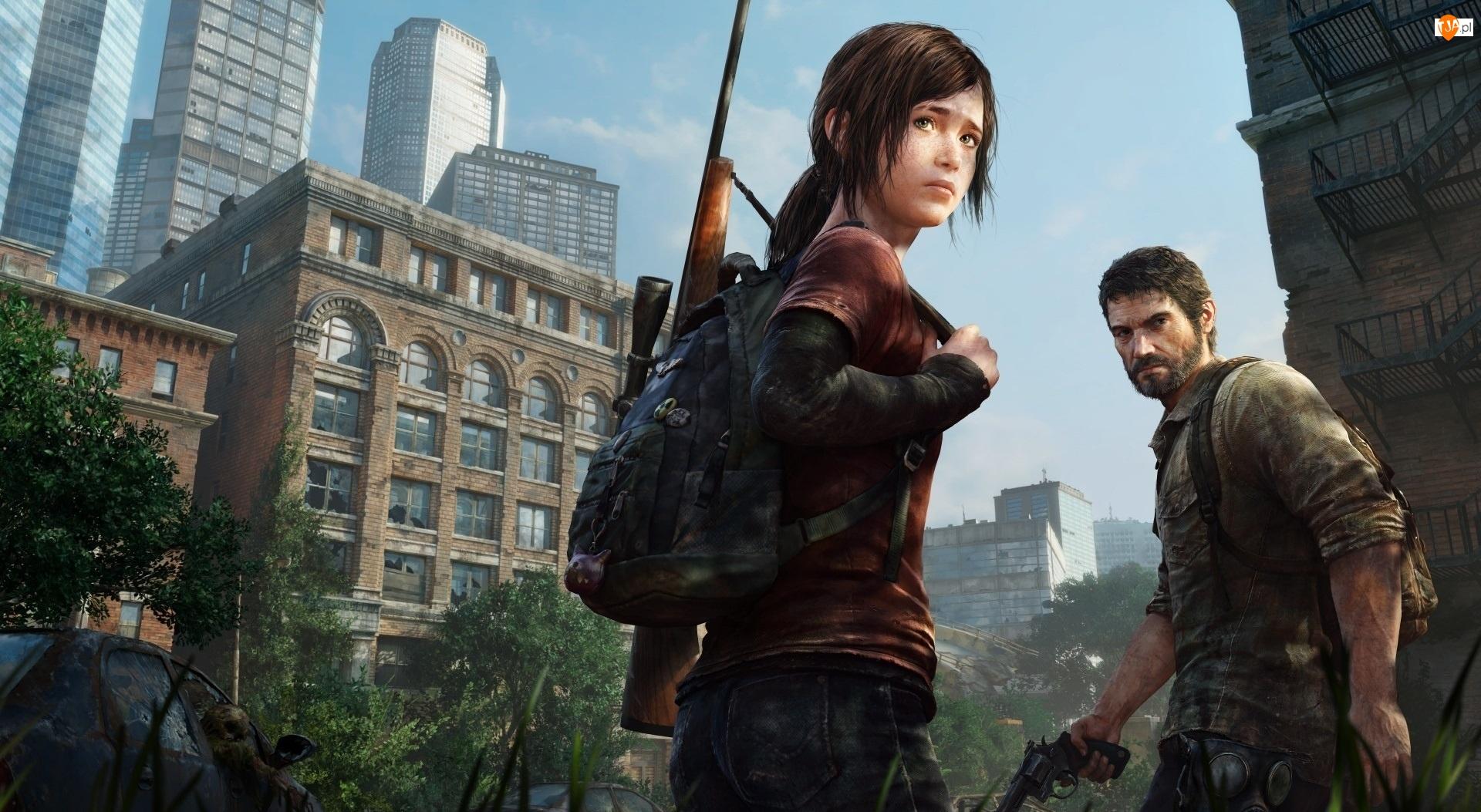 Josh, The Last Us, Ellie