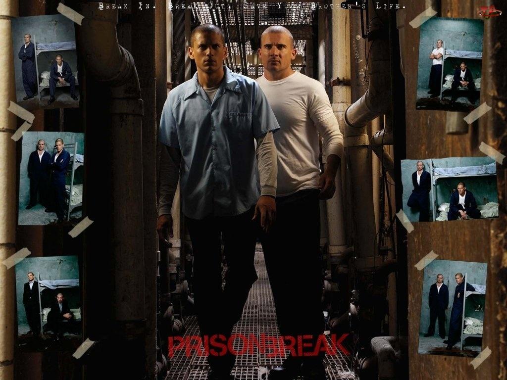 przejście, zdjęcia, Prison Break