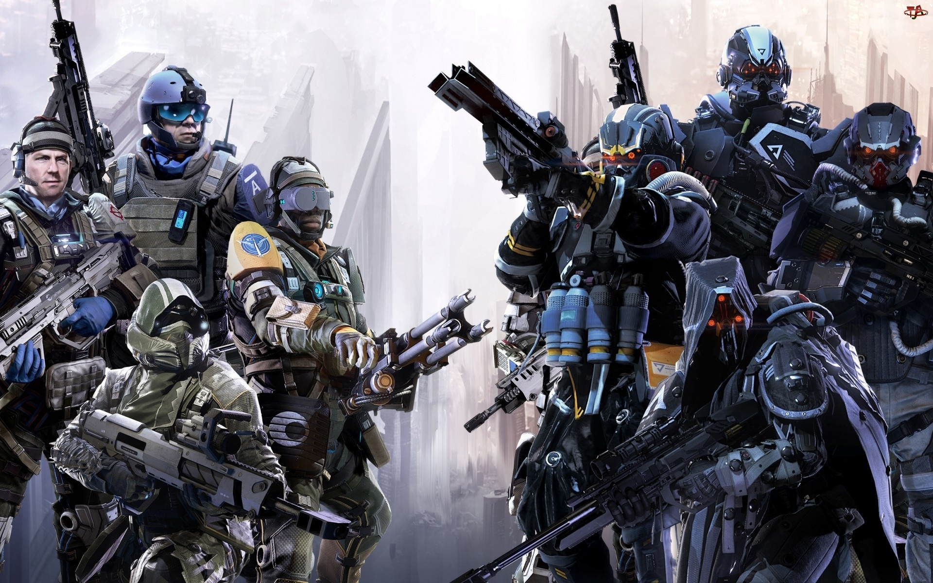 Multiplayer, Killzone, Shadowfall