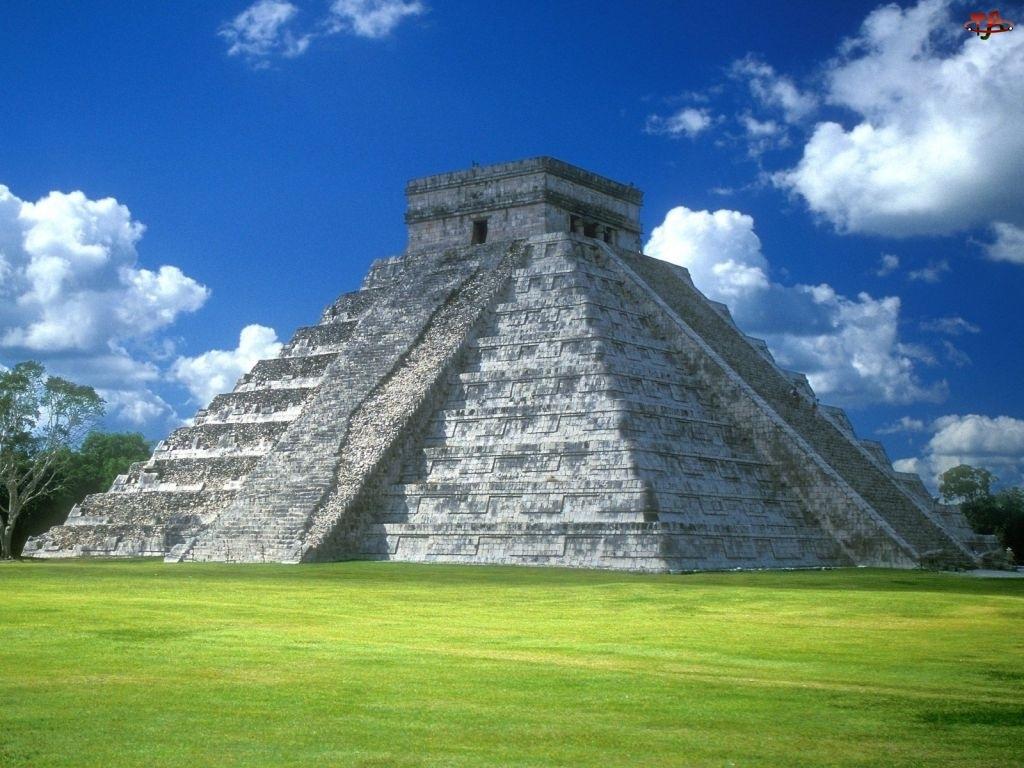 Meksyk, Cud, Piramida, Kukulkána