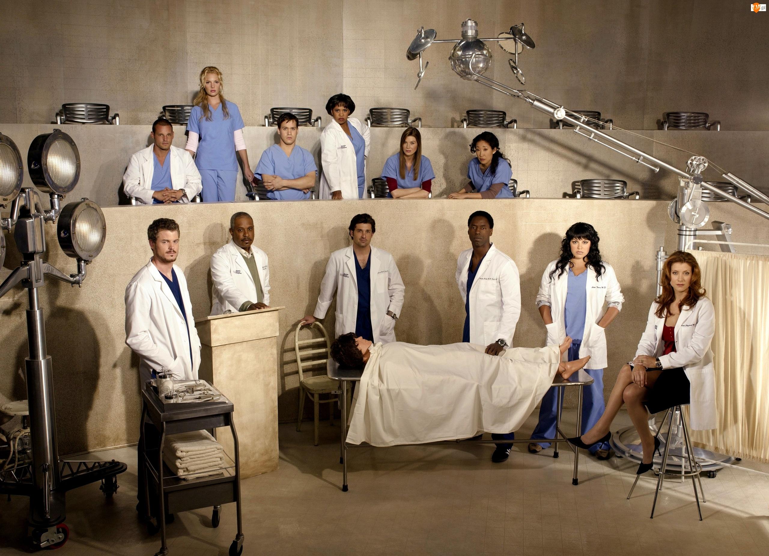 Serial, Chirurdzy, Tapety Filmowe